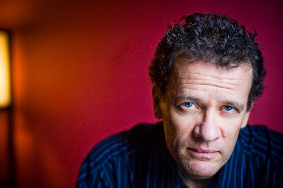 Vancouver Editorial Photographer Geoff Howe Yann Martel